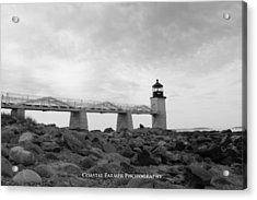 Marshall Point Acrylic Print