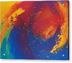Marte Acrylic Print by Carla Cerrato