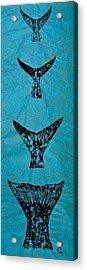 Martha's Vineyard Grans Slam -  4 Acrylic Print
