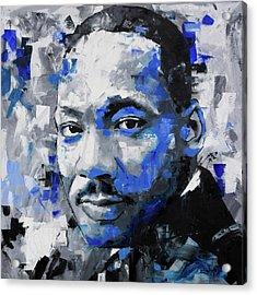Martin Luther King Jr Acrylic Print