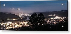 Martins Ferry Night Acrylic Print