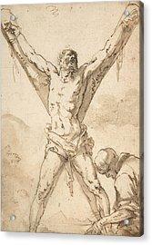 Martyrdom Of St. Andrew Acrylic Print