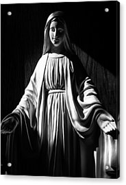Acrylic Print featuring the photograph Mary by Monte Stevens