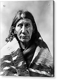Mary Red Cloud, C1900 Acrylic Print by Granger