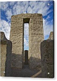 Maryhill Stonehenge 10 Acrylic Print