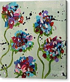 Mary's Garden No. 1 Acrylic Print