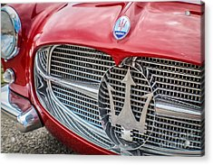 Maserati Acrylic Print