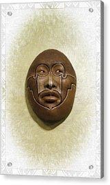 Mask 2 Acrylic Print