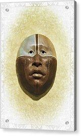 Mask 6 Acrylic Print