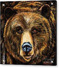 Master Acrylic Print by Igor Postash