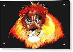 Master Of The Jungle 2 Acrylic Print