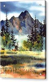 Matanuska Acrylic Print