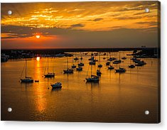 Matanzas Harbor Acrylic Print