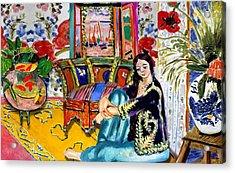 Matisse's Open Room Acrylic Print