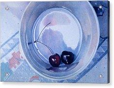 Matrimony Acrylic Print by Bob Nolin
