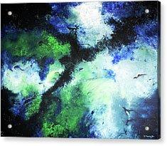 Matthew's Odyssey Acrylic Print
