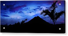 Acrylic Print featuring the photograph Mauii by Lucian Capellaro