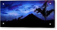 Mauii Acrylic Print
