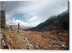 Maumeen Trail Acrylic Print
