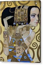 Mavlo - Klimt A Acrylic Print