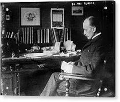 Max Planck 1858-1947, German Physicist Acrylic Print by Everett