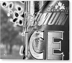 Maximum Ice - 065 Acrylic Print by Maciek Froncisz