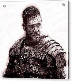 Maximus Decimus Meridius - 03 Acrylic Print