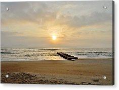 May 13 Obx Sunrise Acrylic Print