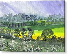 May Essex Uk Acrylic Print by Dianne Green