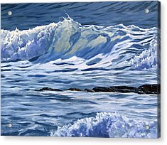 May Wave Acrylic Print