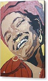 Maya Angelou Acrylic Print