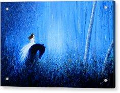 Maybe A Dream Acrylic Print by Kume Bryant