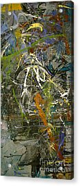'maybe Guitar' Or Abstract 42515 Acrylic Print