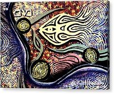 Mayim Acrylic Print