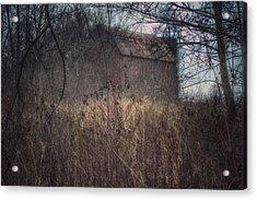 0025 - Mayville's Hidden Barn I Acrylic Print