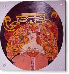 Mazurka Acrylic Print