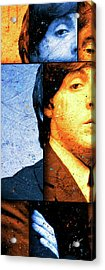 Mccartney Panel 1 Acrylic Print