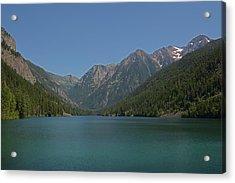 Mcdonald Lake- Ronan Montana Acrylic Print
