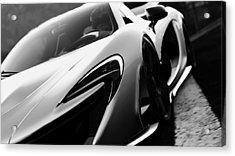Mclaren 720s - 3 Acrylic Print
