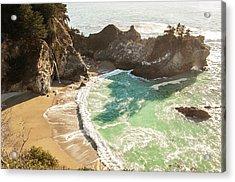 Mcway Falls, California Acrylic Print