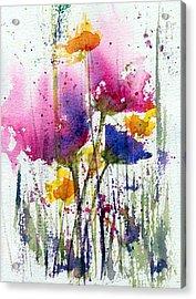 Meadow Medley Acrylic Print