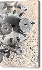 Mechanical Art Acrylic Print