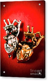 Mechanical Love Acrylic Print