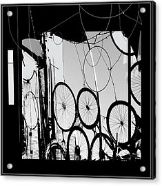 Mechanistic Acrylic Print by Dale  Witherow