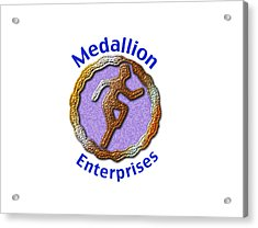 Medallion Enterprises Acrylic Print