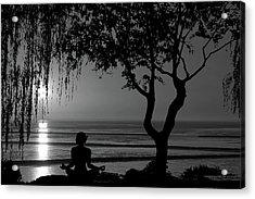 Meditative State Acrylic Print