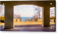Mediterranean Dreams Acrylic Print