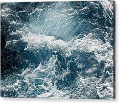 Mediterranean Sea Art 53 Acrylic Print