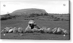 Megalithic Monuments Aligned Acrylic Print