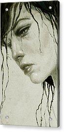 Melancholic Acrylic Print